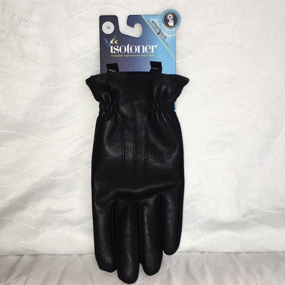 isotoner Other - NWT Mens Isotoner Gloves Size XL